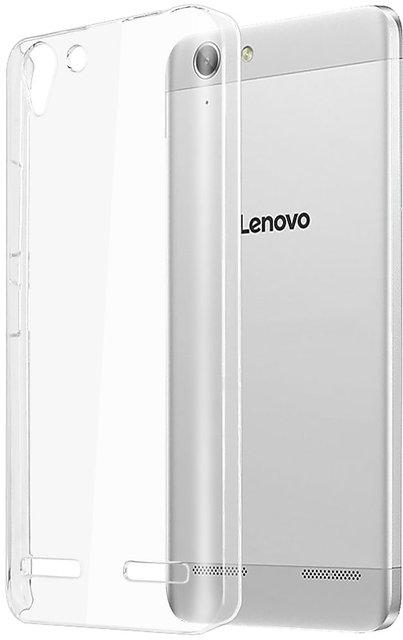 best website f3784 396f8 Outre Rubber Transparent Back Cover For Lenovo Vibe K5 Note