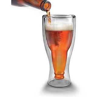 Stylobby Clear Glass Pub Beer Glass