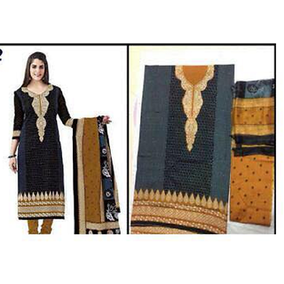 Dresses Material For Women Party Wear (Unstitched)