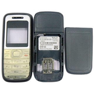 nokia 1200 full body panel ( Assorted Color )