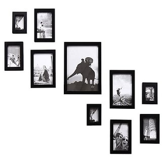 c7c54e5ffea Buy Photo Frame Collage For Home Decor(10 Photo Frames) Online - Get 50% Off