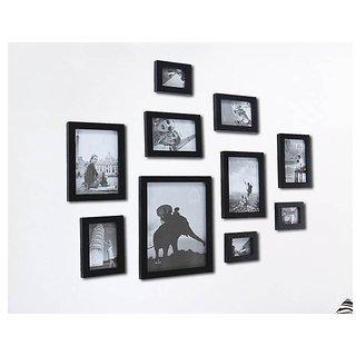 Adorable Photo Frame Collage For Home Decor(10 Photo Frames)