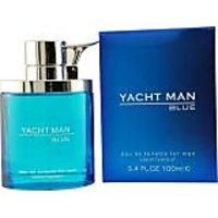 Yacht Man Blue For Men 100Ml - EDT  - For MEN - 100 ML