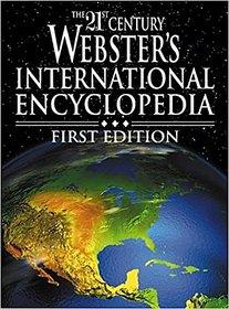 Webster international Encyclopedi