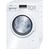 Bosch Wak20260in 7 Kg Front Load Fully Automatic Washing Machine - White