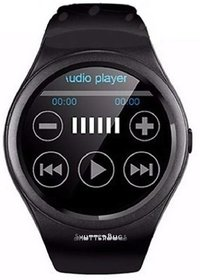 Shutterbugs Air 04 Trendy Smartwatch with SIM/Calling Function