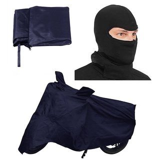 Universal Summer Combo of Bike cover + Face Mask