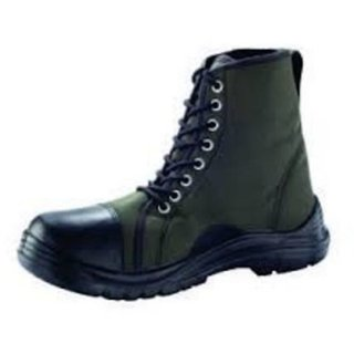 Hiking Boots Olive Green