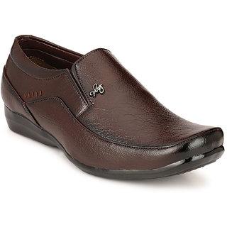 Puff  Tuff Brown Causal Slip on Shoe