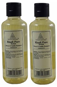 Zone Pure Honey Vanila Shampoo@YSZ
