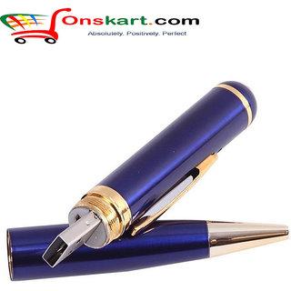 32GB Hidden Camera Pen Spy Pen Camera TRUE VIDEO RESOLUTION 1280 x 720P