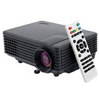 RD-805 Full Color 100 LED Projector 800 Lumens 1080P 10