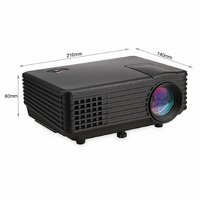 RD 805 FULL HD LED PROJECTOR 3D SUPPORTED