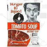 Chings tomato soup 55 gms buy 2 get 1 free
