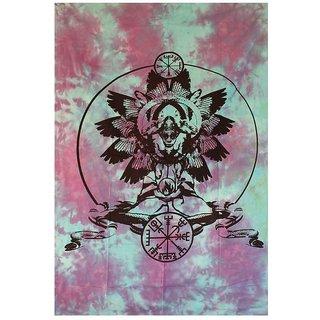 Handicrunch Mandala Wall hanging Home dcor tapestry Antique Design Zodiac Tapestry Single Bedspread Sofa Th