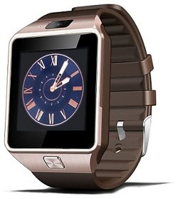 DZ09 Smartwatch Touch Screen Wrist Watch with SIM  Memory Card Support