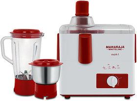 Maharaja Whiteline Real Juicer Mixer Grinder