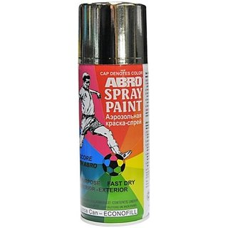 Abro Colour Spray Paint 400ml Matt Black Buy Abro Colour Spray Paint 400ml Matt Black