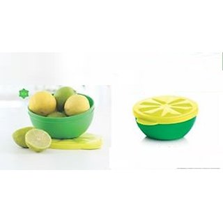 The Perfect solution to store cut lemons cut onions and other Fruits