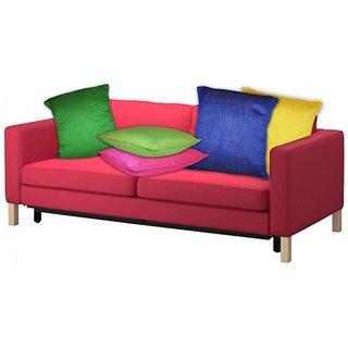 Plain Cushion Cover (Set of 5)