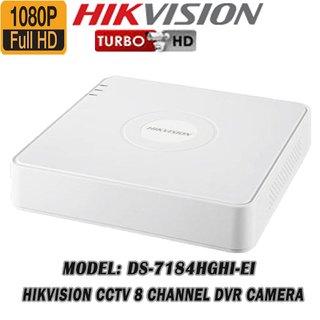 HIKVISION DVR 8 CHANNEL DS-7108HWI-SH