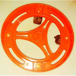 Gas Cylinder Stand (Trolly) Plastic