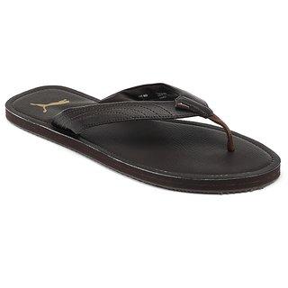 a47cdba6e6b0 Buy Puma Ketava DP Mens Brown Slippers Online   ₹1299 from ShopClues