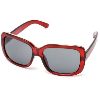 MTV Grey UV Protection Oversized Women Sunglasses