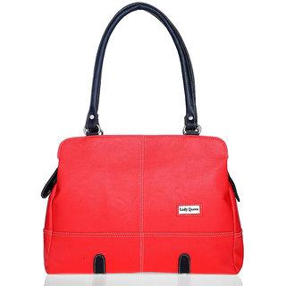 LADY QUEEN Multi Faux Leather Shoulder BagLQ-373