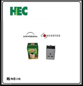 HEC Voltage Convertor 220v/240v to 110v for USA products Rated Upto 1000 W