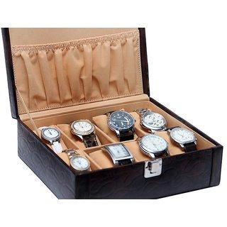 Borse Bwc009 Dark Brown Watch Case