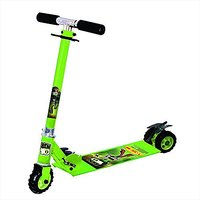 Toyzone Ben 10 Square Scooter, Green