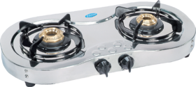Glen GL 1025 SS Stainless Steel Gas Cooktop