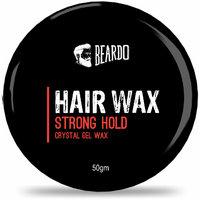 Beardo HAIR WAX - Strong Hold 50g (No of units 1)
