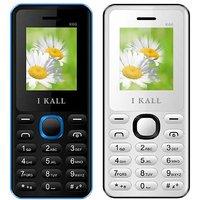 Set Of 2 IKall K66 Multimedia Mobile Alongwith 1 Year (