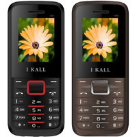 Set Of 2 IKall K88 Multimedia Mobile Alongwith 1 Year (