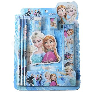 6th Dimensions Frozen Stationery Set - Pack of 1