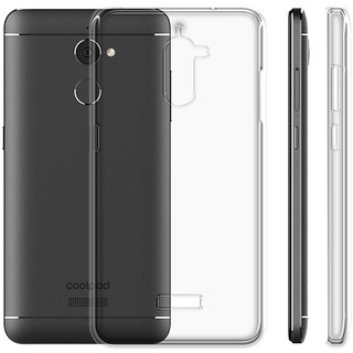 Coolpad Note 5 Lite Transparent Soft Back Cover