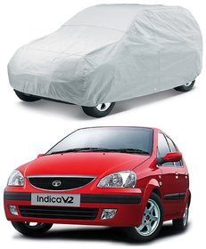 SUNLIGHT PROTECTION SILVER CAR BODY FOR INDICA V2 -HMS