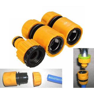 Pipe Set Quick Garden Water Connectors Adaptor