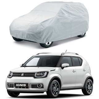SUNLIGHT PROTECTION SILVER CAR BODY FOR IGNIS -HMS