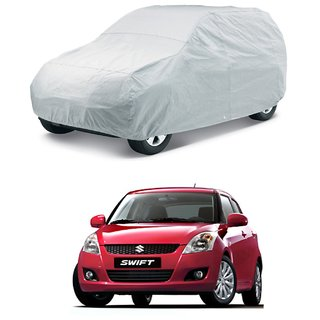 SUNLIGHT PROTECTION SILVER CAR BODY FOR NEW SWIFT (2011-PRESENT) -HMS