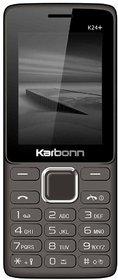 Karbonn K24+ (Dual Sim, 2.4 Inch Display, 1800 Mah Battery)