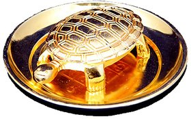 J F Shubh Wish Turtle with Plate