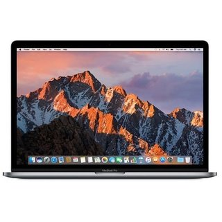 Apple MacBook Pro MLH32HN/A Laptop 2016  Core i7 2.6GHz/16 GB/256 GB/MacOS Sierra/2 GB Graphic/Touch Bar , Space Grey Laptops