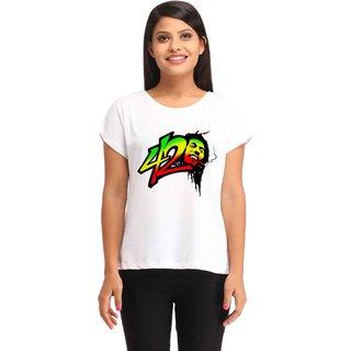 Snoby 420 print t-shirt (SBYPT1814)