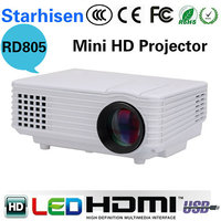 RD-805 Full Color 100 LED Projector 800 Lumens 1080P 10 - 116411808