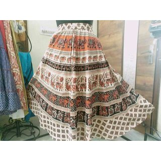 Paradise Cotton Skirt