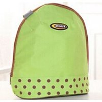 Sports Insulated Lunch Bag Warmer Bag Coller Bag (Green) - High Quality
