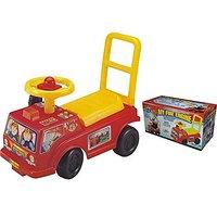 Toyzone Mini Fire Engine, Multi Color